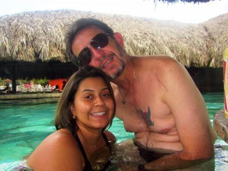 Nelson and Particia @ Caldas Novas, Goias, Brasil.